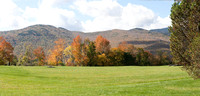 Trapp Family Resort Recreation Field Panorama