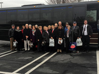 Kentlands Garden Club White House Visit December 2014