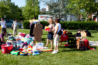 Kentlands Yard Sale May 2011