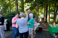 Golden Ash Alley Party - June 2014