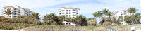 Ocean Pointe From the Beach Panorama I