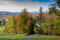 Leaf Peeping in Vermont October 2014